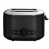 Prestige Debut 54777 2 Slice Toaster - Black