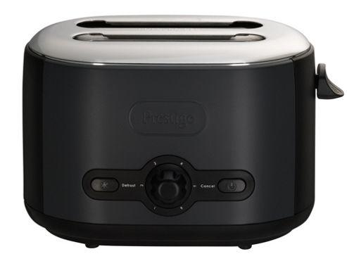 Prestige Debut 54777 2 Slice Toaster - Black