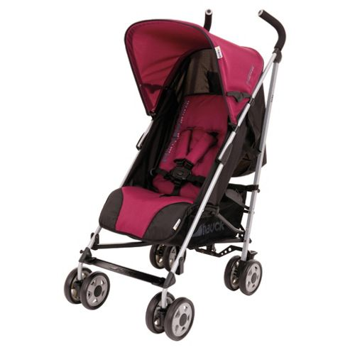 Hauck Turbo Buggy, Plum