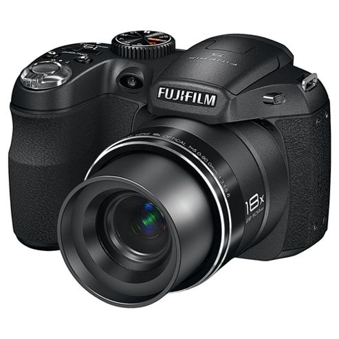 Fujifilm FinePix S2960 Digital Camera (14MP, 18x Optical Zoom) 3 inch LCD