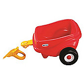 Little Tikes  Ride-On Cozy Trailer