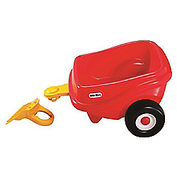 Little Tikes Cozy Coupe Trailer, Red