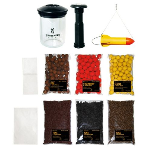 Browning Activate Carp Bait Package