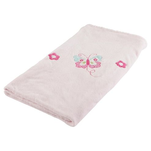 Kids Line Bella Boa Cot Bed Blanket