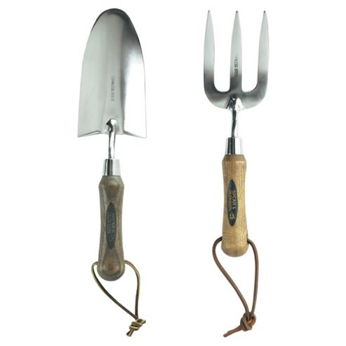 Spear & Jackson Hand Trowel and Fork Set