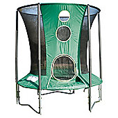 TP 6ft Activo Trampoline & Enclosure - Exclusive to Tesco