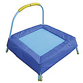 Tesco Junior Trampoline with Padding