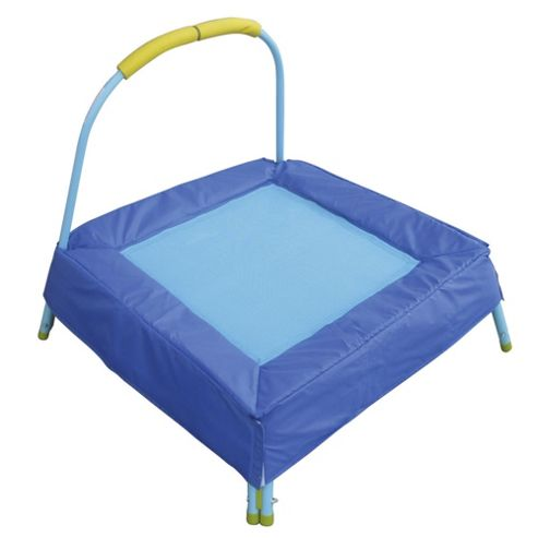 Tesco Out There Junior Trampoline with Padding
