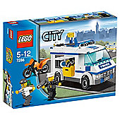 LEGO City Prisoner Transport 7286