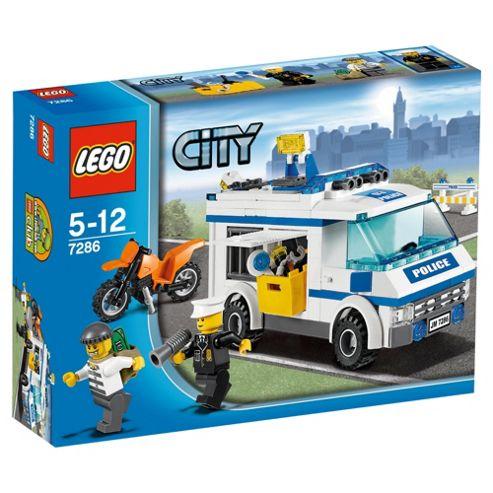 Lego City Prisoner Transport