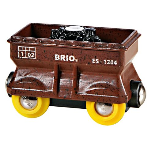 Brio Classic Accessory Handy Coal Wagon, wooden toy