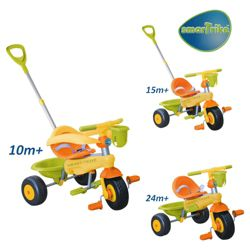 Lollipop Smart Trike, Yellow/Orange