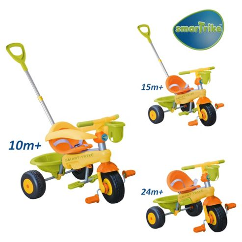Smart-Trike Lollipop, Yellow/Orange