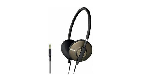 Sony MDR570LP/BROWN Fashionable Style Stereo Headphones - Brown