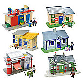 Postman Pat Mini Playset with Figures