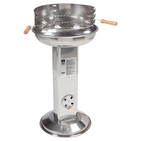 Landmann Stainless Steel Pedestal Charcoal BBQ 11242