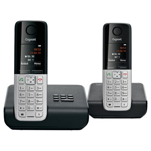 Gigaset C300A Twin cordless Telephone
