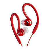 JVC Splash Proof Sports Headphone - Red