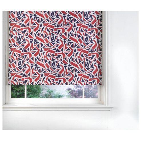 Union Jack Blind 120cm