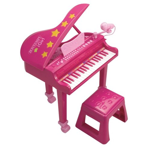 Bontempi GP3971 I Girl Electronic Toy Grand Piano