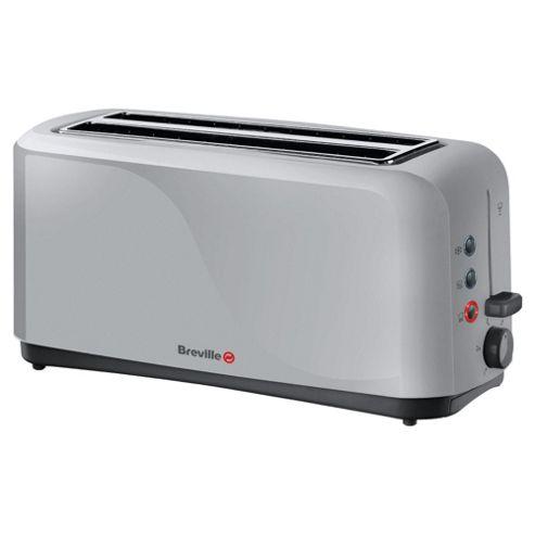 Breville VTT236 4 Slice Toaster - Silver