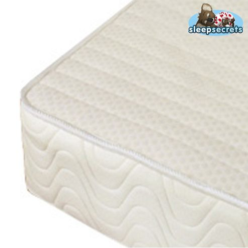 Sleep Secrets Purotex Well-being 25cm Double Mattress