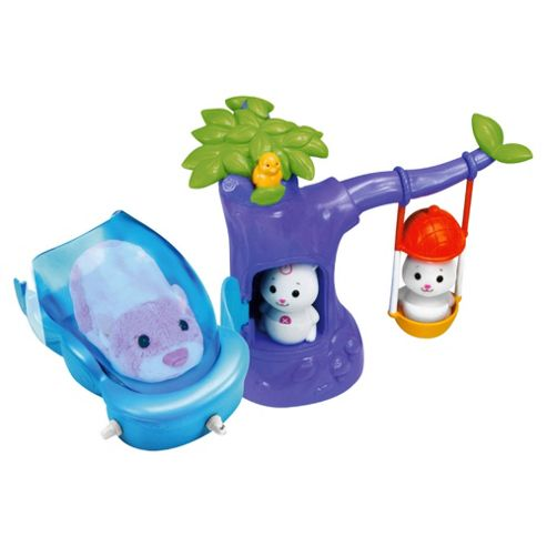 Zhu Zhu Babies Power Pod Tree Swing