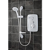 Triton Etana 9.5kW Electric Shower White