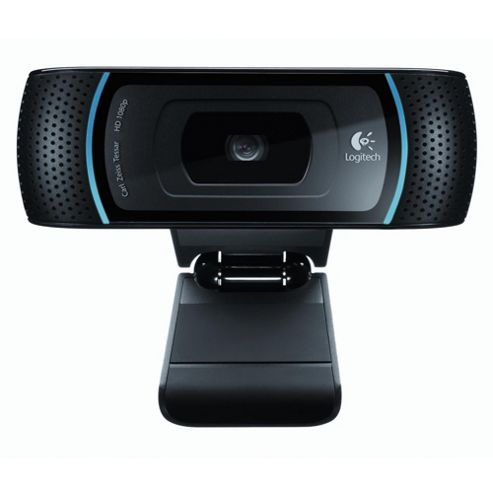 Logitech C910 10MP Full HD 1080p Webcam with Microphone