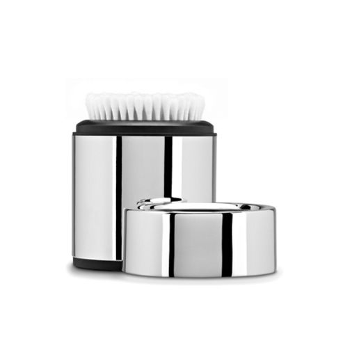 Simplehuman Cotton Swab Holder in Chrome