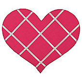 Tesco Kids Heart Photoboard