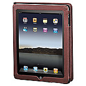 Hama Arezzo Portfolio Case for the new Apple iPad and iPad 2 Red