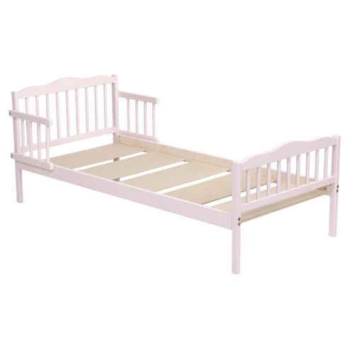 Saplings Junior Bed, Pink