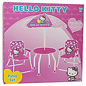 Hello Kitty Patio Set