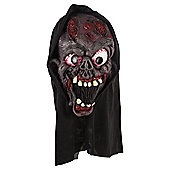 Halloween Hooded Zombie Mask