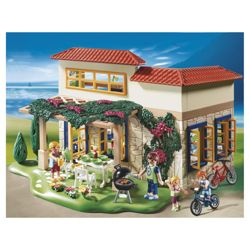 Playmobil 4857 Family Holiday Home