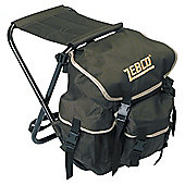 Zebco Fishing Stool & Rucksack