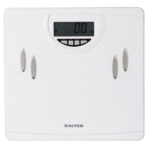 Salter White Body Analyser Scale 9139 WH3R