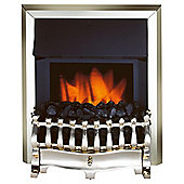 Royal Cozyfire electric fire - Traditional Brass