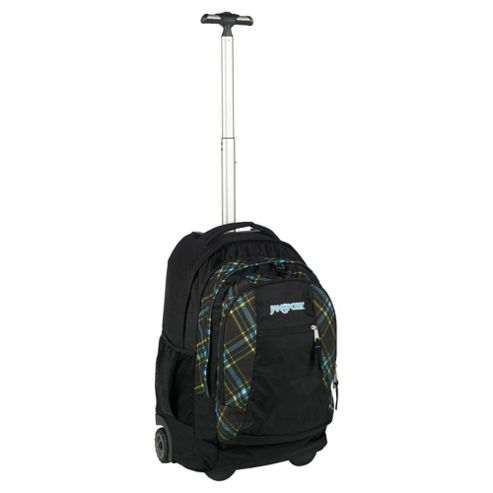 Jansport Performance Antics Driver 8 Wheeled Case Blue