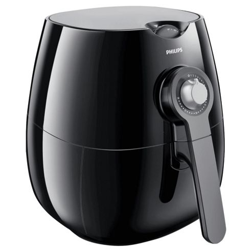 Philips HD9220 Air Fryer, Black