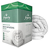 Fogarty Down Sensations Double Duvet, 10.5 Tog,
