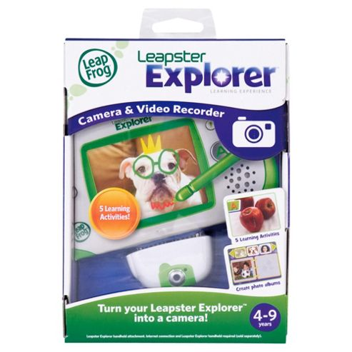 LeapFrog Leapster Explorer Camera & Video Accessory