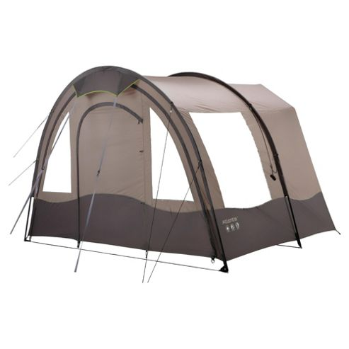 Gelert Atlantis 5 End Canopy Tent Porch, Chestnut