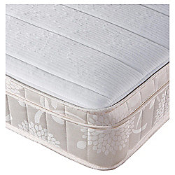 Airsprung Single Mattress - Danbury Memory Cushion Top