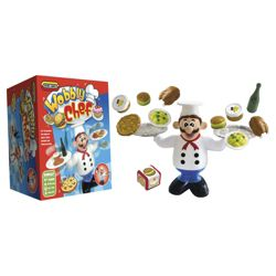 Spears Games Wobbling Chef Board Game