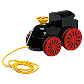 Brio Toddler Classic Pull Along Engine, wooden toy