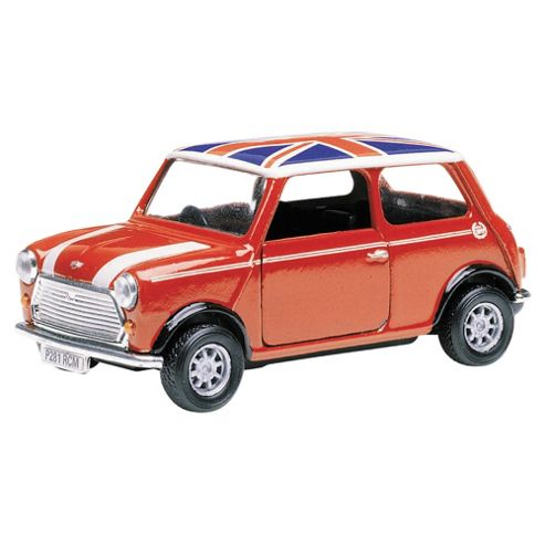 Corgi Union Jack Mini