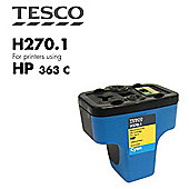 Tesco HP363 Cyan Printer Ink Cartridge (for HP 363 Cyan )