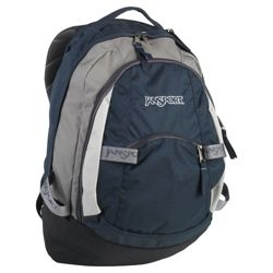 Jansport Performance Antics Trinity Backpack, Blue & Grey